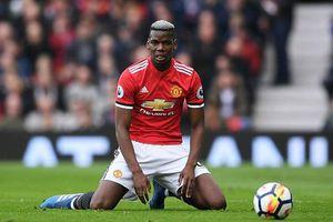 Mourinho cạn kiên nhẫn, đuổi thẳng cổ Paul Pogba