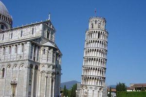Tháp nghiêng Pisa và 4 bí mật không mấy người biết tới về kỳ quan lừng lẫy thế giới