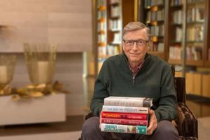 5 cuốn sách hay nhất năm 2017 do Bill Gates bình chọn