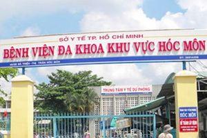 Thông tin về vụ bệnh viện Hóc Môn bỏ mặc bệnh nhi vì thiếu viện phí