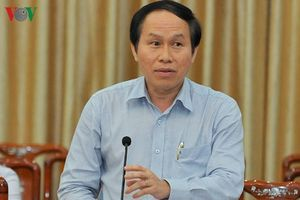 Chân dung tân Chủ tịch UBND tỉnh Hậu Giang Lê Tiến Châu