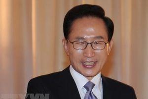 Người quản lý tài sản của cựu Tổng thống Lee Myung-bak bị bắt