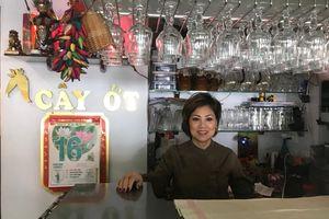Khám phá ẩm thực Việt tại nhà hàng 'Bún bò Cây ớt'