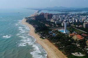 Trung Quốc phát triển Hải Nam để đối phó với Mỹ