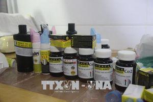 TP Hồ Chí Minh thu giữ nhiều thực phẩm chức năng hỗ trợ điều trị ung thư từ bột than tre