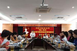 Tọa đàm 'Nâng cao chất lượng Hội nghị Ban Chấp hành Công đoàn cơ sở'