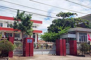 Đề nghị truy tố 4 bị can nguyên cán bộ Trường Chính trị Phú Yên