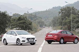 Hyundai Accent 2018 giá rẻ đe dọa 'ngôi vương' Toyota Vios