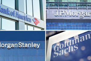 Các ngân hàng lớn nhất Mỹ đang hái ra tiền