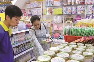 Morthercare phân chia lại thị trường mẹ và bé?