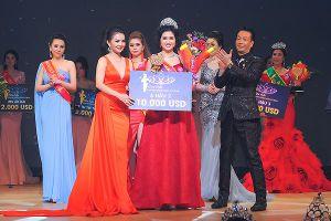 Gặp gỡ Á hậu 2 Doanh nhân Hoàn vũ 2018 Nguyễn Thị Hòa