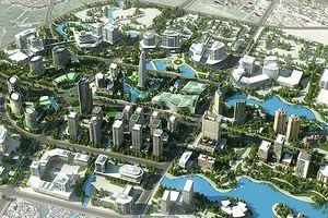 Quốc Oai trở thành đô thị vệ tinh cho Khu công nghệ cao Hòa Lạc?