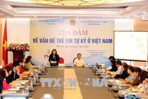 Nâng cao nhận thức về tự kỷ ở trẻ em Việt Nam