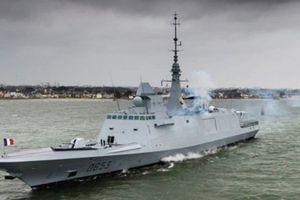 Pháp chuyển sang 'kế hoạch B' trong cuộc tấn công tên lửa vào Syria