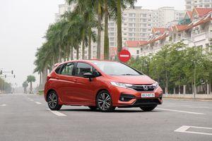 Chi tiết Honda Jazz giá từ 544 triệu đồng, vừa bán tại Việt Nam