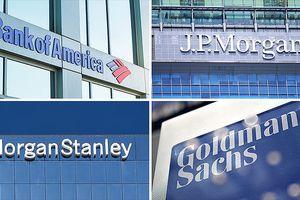 Các ngân hàng lớn của Mỹ đang ăn nên làm ra