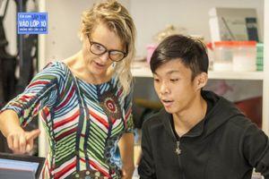 Không có tiền tỉ đừng mơ cho con học trường quốc tế tại Hà Nội