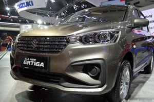 'Quyết đấu' với Toyota Innova, Suzuki Ertiga 2018 giá rẻ lộ diện
