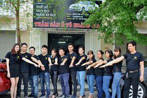 Thảm sàn ô tô Hoàng Gia: Khát vọng vươn xa thương hiệu Việt