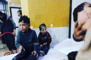 Nghi án vụ tấn công bằng vũ khí hóa học Syria bị dàn dựng