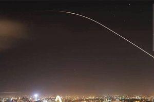 Syria chỉ phóng 2 tên lửa đánh chặn khi bị phương Tây tấn công?