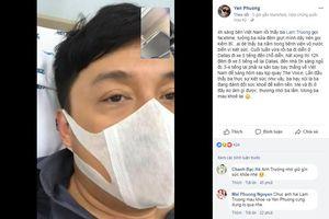 Chạy show tại Mỹ, Lam Trường phải nhập viện kiệt sức