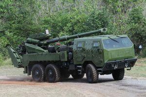 Cận cảnh hệ thống pháo tự hành hiện đại nhất Israel mà Quân đội Thái Lan vừa 'tậu'