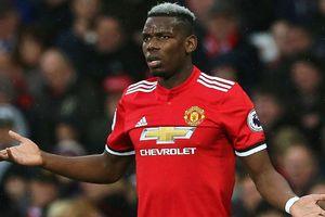 Thể thao 24h: Bị MU rao bán, Paul Pogba bất ngờ được PSG 'đánh tiếng'