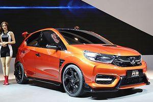 Ra mắt Honda Small RS - xe hatchback thể thao giá rẻ