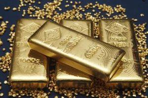 Giá vàng kỳ hạn chứng kiến tuần giảm đầu tiên trong ba tuần