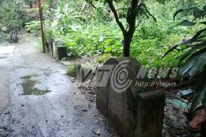 Bí ẩn nghĩa địa chôn người Tàu giữa Hà Nội