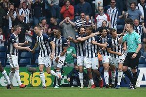 Hòa Liverpool, West Brom nuôi hi vọng mong manh trụ hạng