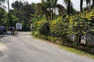 Những con đường nông thôn mới đẹp: Biết 'thua' để tìm cách khắc phục
