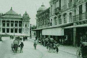 Sự biến đổi Hà Nội - thủ phủ Đông Dương - thời thuộc Pháp
