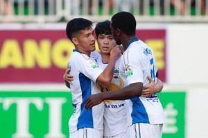 Công Phượng hạnh phúc với bàn đầu tiên ở V-League