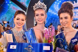 Dính lùm xùm, kết quả Hoa hậu Biển VN toàn cầu gây thất vọng