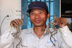 'Dị nhân' Việt Nam: Người đàn ông mang 'móng tay quỷ' suốt 35 năm
