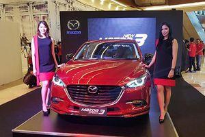 Mazda3 Speed mới phiên bản thể thao giá 726 triệu