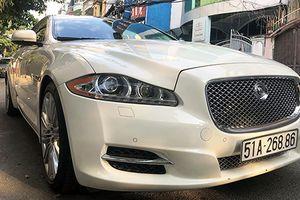 Jaguar XJL Limited 'biển phát lộc' giá hơn 2 tỷ ở Sài Gòn