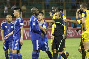 V.League 2018: Quảng Nam FC và Sana Khánh Hòa BVN hòa 0-0