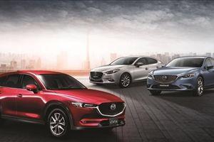 Bảng giá ô tô Mazda mới nhất tháng 4/2018