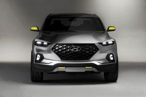 Xe bán tải Hyundai Santa Cruz chưa thể ấn định ngày ra mắt