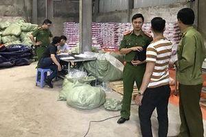 Buôn bán, sản xuất bỉm giả có thể phải ngồi tù tới 15 năm