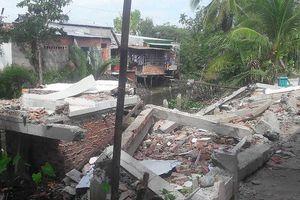 Cần Thơ: Hàng loạt cán bộ dính sai phạm đất đai