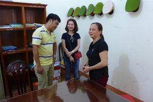 Hội LHPN Việt Nam gửi thư khen người phụ nữ nghèo trả lại 300 triệu khách bỏ quên