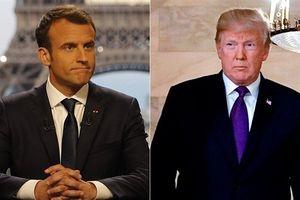Tổng thống Pháp muốn xây Syria mới