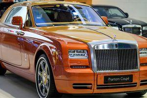 Rolls-Royce Phantom Coupe Tiger độc nhất giá 12,5 tỷ đồng