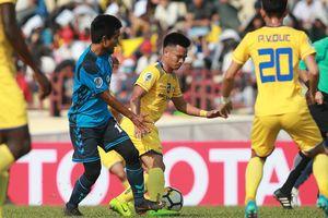 Đội của hoàng tử Malaysia muốn ghi 5 bàn vào lưới SL Nghệ An