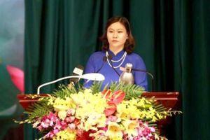 Đồng chí Nguyễn Thị Tuyến tiếp tục giữ chức Chủ tịch LĐLĐ TP. Hà Nội