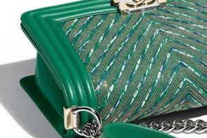 Quá trình tạo ra tuyệt phẩm túi Chanel đẹp ngây ngất